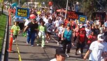 THE FIGHT MAGAZINE AIDS WALK