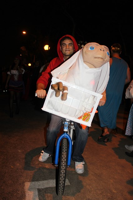 Costumes were creative over the top and politically incorrect. Ebola jokes where the common theme for the night as were superheroes zombies dragons ...  sc 1 st  The Fight Magazine & WEST HOLLYWOOD ATTRACTS 500000 TO THE WEHO HALLOWEEN CARNIVAL | The ...