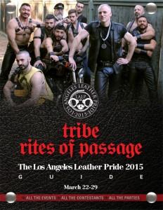 The L.A. Leather Pride Guide 2015