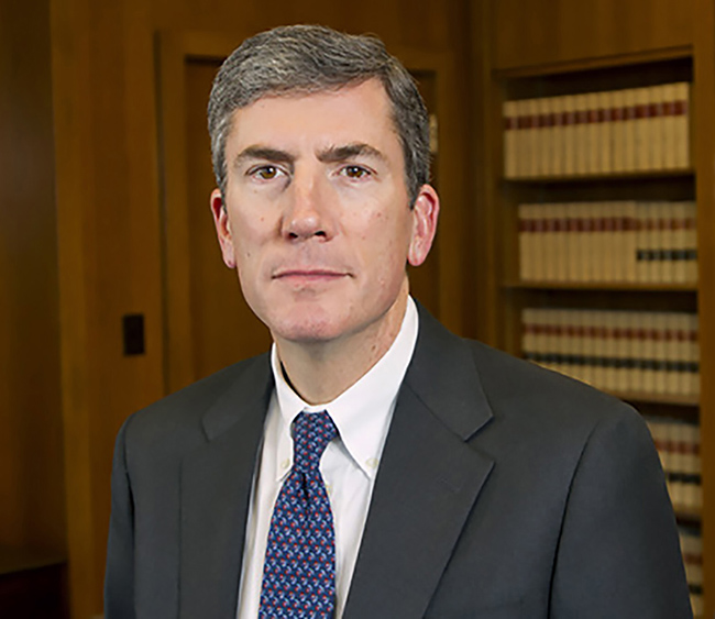 Jon S. Tigar, US District Court Judge, Northern District of California. Photo S. Todd Rogers 10/04/2013 063-2013