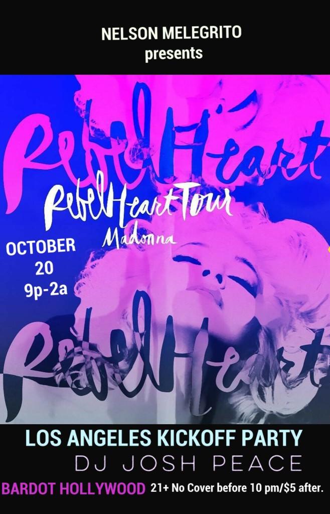 Madonna Rebel H