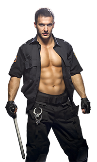 TheCity0516_Policeman
