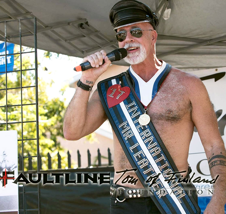 Andy Cross IML — International Mr. Leather IML 2013