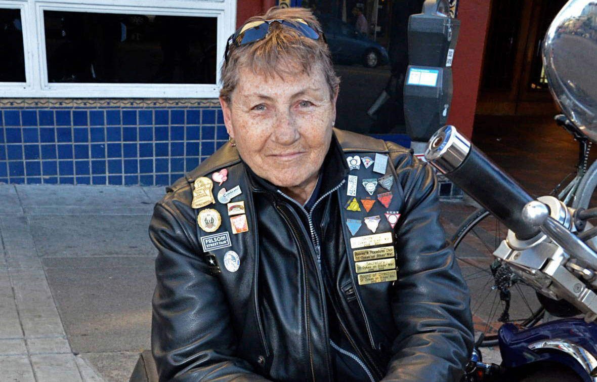 Soni Wolf, Dykes On Bikes Co-founder, Dead At 69
