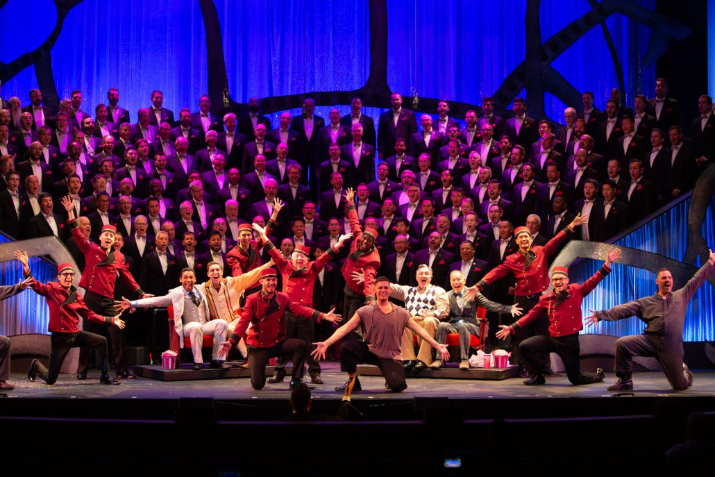 Gay Men' s Chorus Concert at Alex Theatre in Glendale Evacuated Due to Bomb Threat