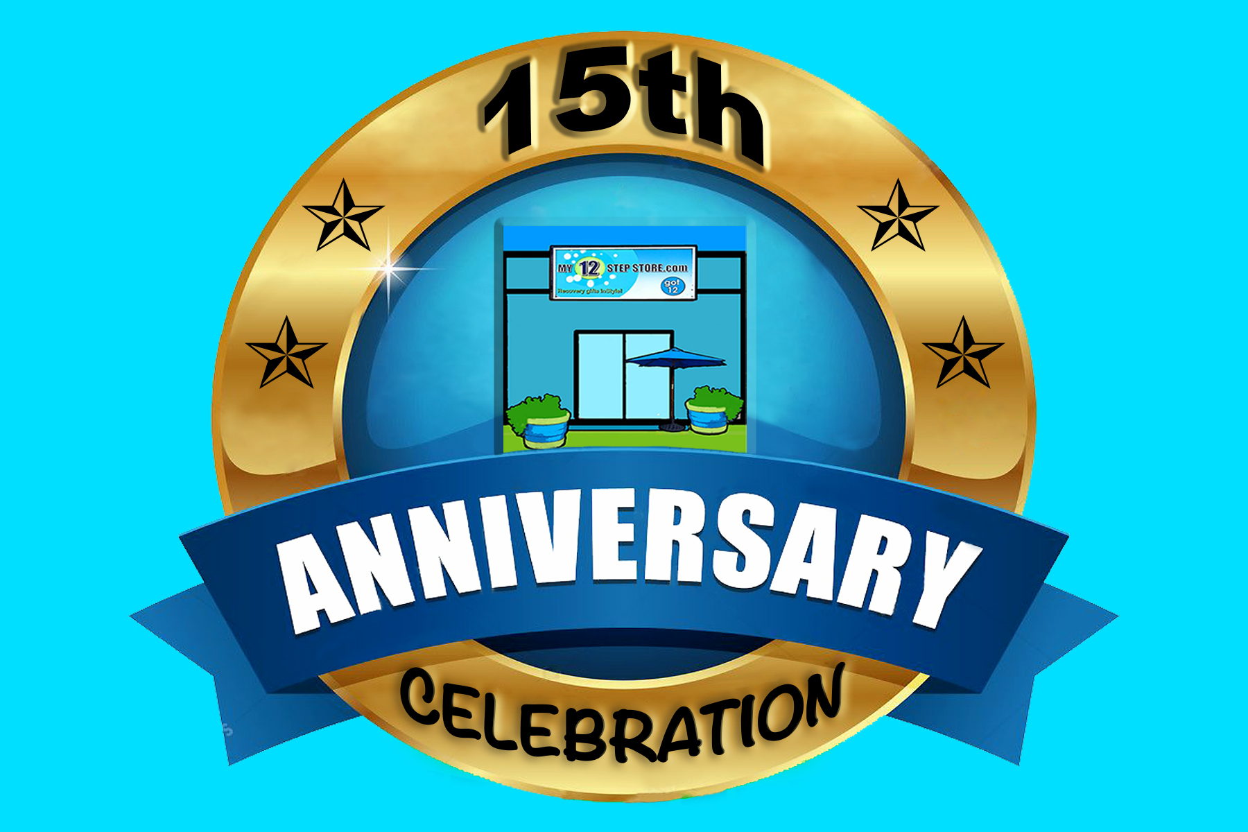 My 12 step store celebrates 15 years of serving the recovery my 12 step colourmoves