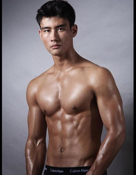 Alex Landi a.k.a. Dr. Nico Kim from Greys Anatomy